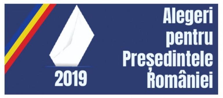 Alegerile Prezidențiale din România din noiembrie 2019