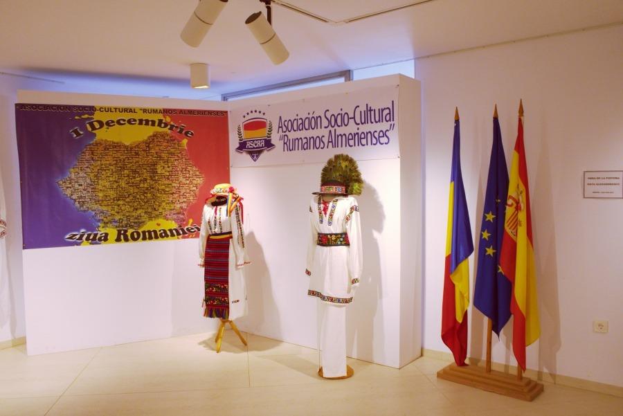 Celebrarea Zilei Naționale în Roquetas de Mar