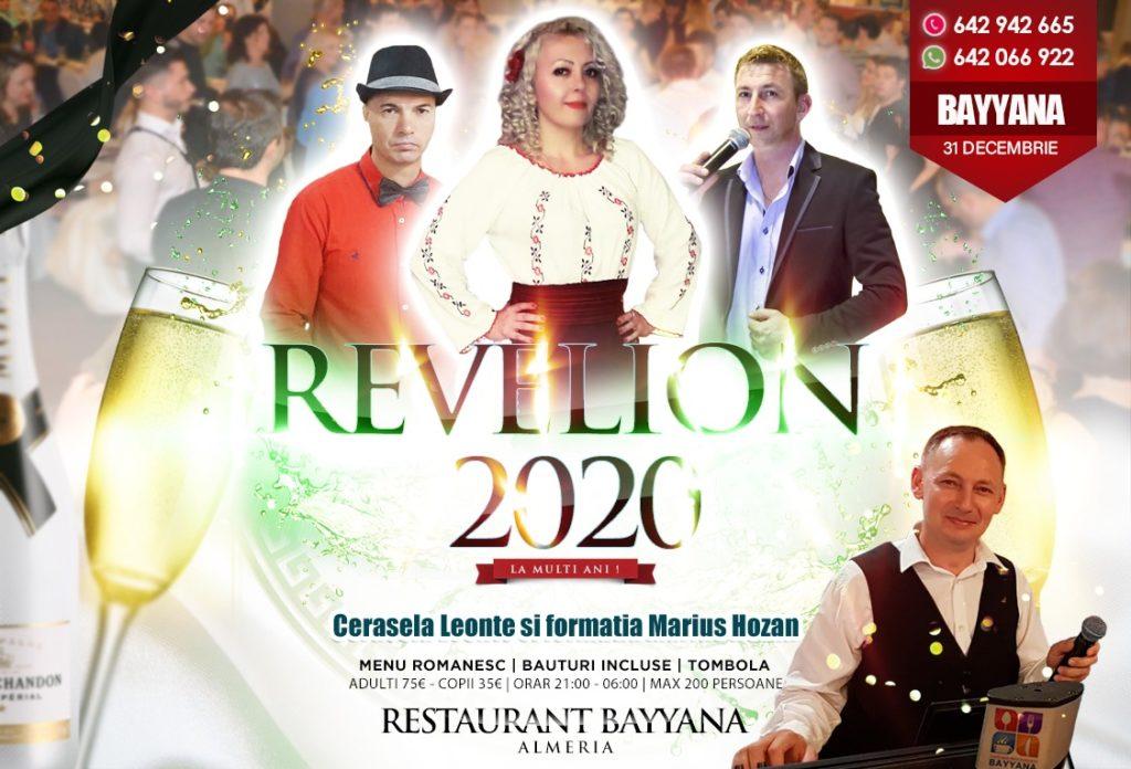 Revelion 2020 Almeria