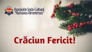Participarea ASCRA la festivitatea de Crăciun