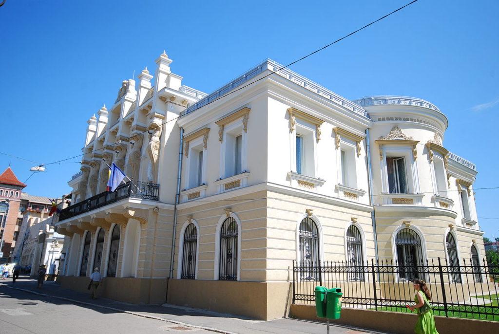 Palatul Cuza (azi Muzeul Unirii)