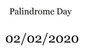Astăzi este 02/02/2020, prima zi mondială palindromă în 909 de ani
