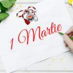 Celebrarea zilei de 1 Martie în Roquetas de Mar