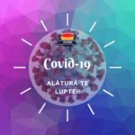 Să luptăm împreună împotriva Covid-19