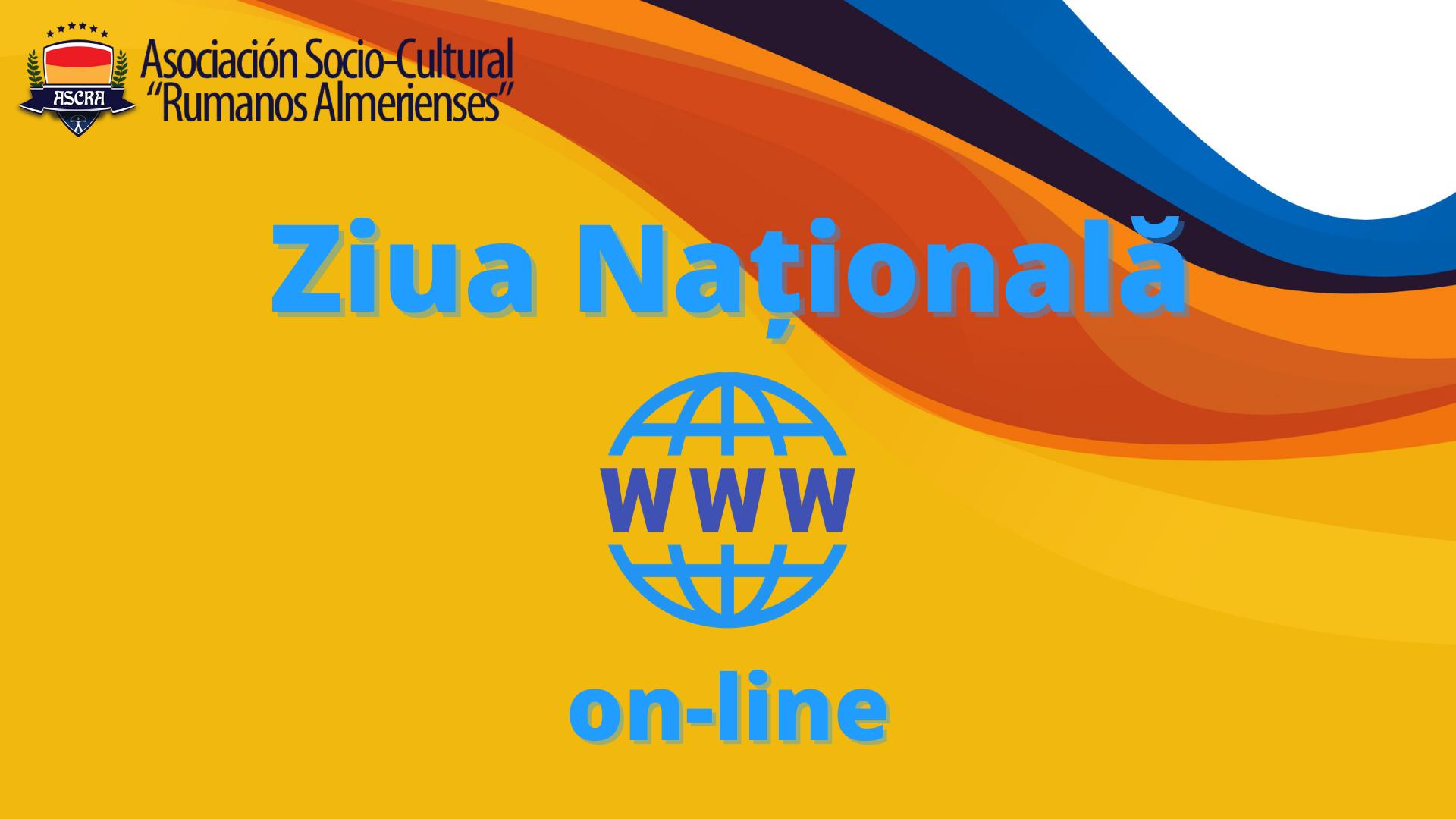 1 decembrie Ziua Națională on-line
