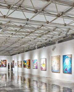 Read more about the article Expoziție de pictură la sediul ASCRA