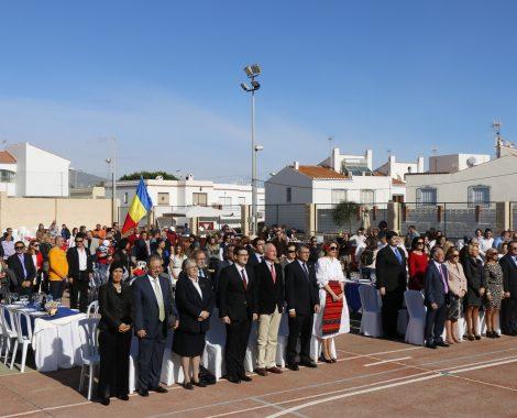 Dia Nacional de Rumania 2014 2